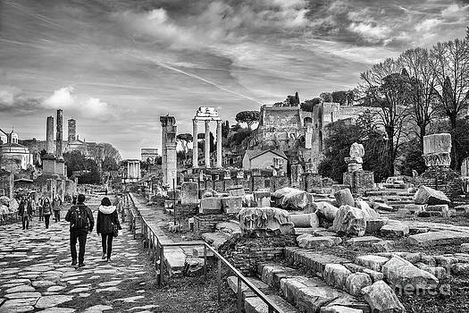Sophie McAulay - Roman Forum