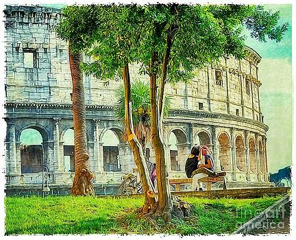 Roman Lovers by Stefano Senise