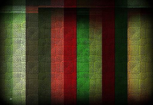 Jared Johnson - Roman Stripes