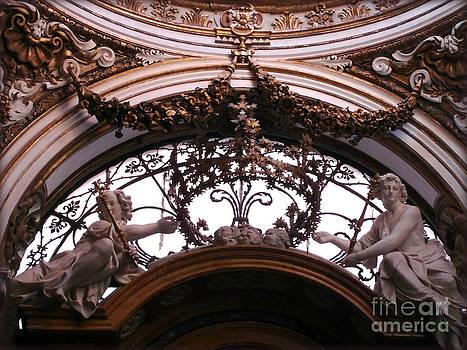 Roman Window by Danielle Groenen