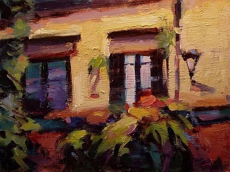 Roman windows by R W Goetting