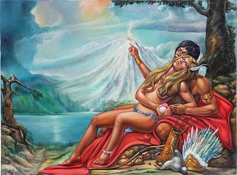 Romance Indio  by Arturo Miramontes