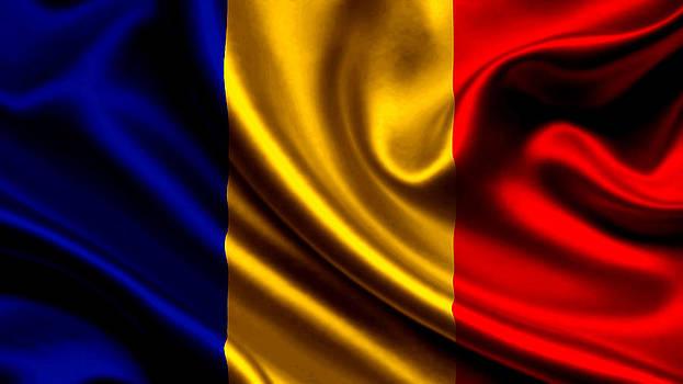 Valdecy RL - Romania Flag