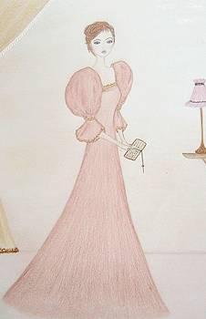 Romantic Reader by Christine Corretti