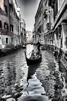Romantic Venice Italy by Indiana Zuckerman