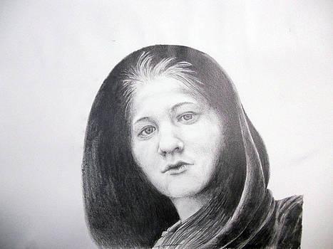 Romany Girl by Carol McLagan