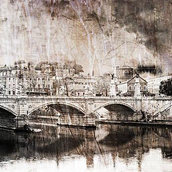 Sophie McAulay - Rome bridge