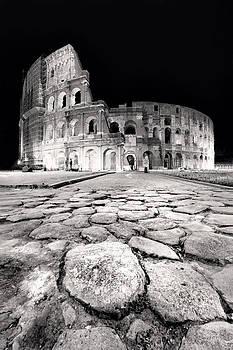 Rome Colloseum by Nina Papiorek