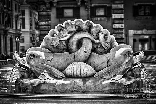Rome Fountain by F Icarus