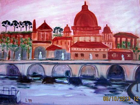 Rome impressions by Lia  Marsman