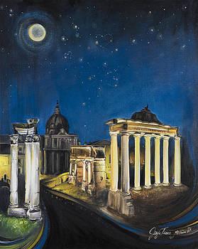 Rome by Jennifer Treece