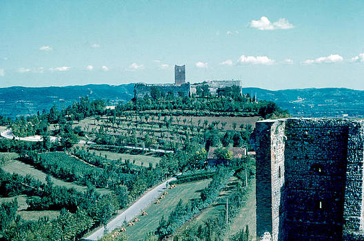 Romeo Castle 1962 by Cumberland Warden