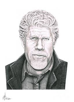 Ron Pearlman by Murphy Elliott