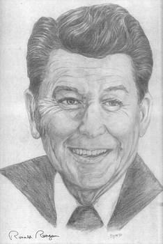 Bryan Bustard - Ronald Reagan