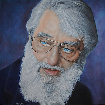 Ronnie Drew The Dubliners by David Dunne
