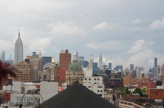 Steve Breslow - Rooftops 1