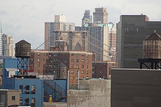 Steve Breslow - Rooftops 2