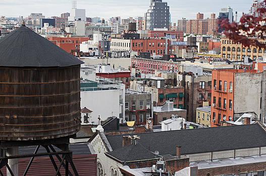 Steve Breslow - Rooftops 3