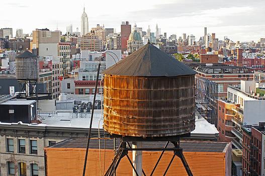 Steve Breslow - Rooftops 4 tribute to Gary Heller