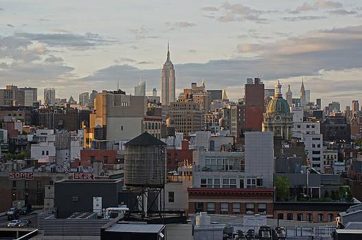 Steve Breslow - Rooftops 5