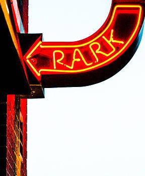 Jeff Mize - Parking Here