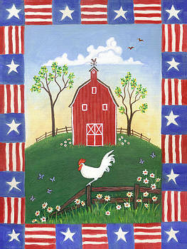 Linda Mears - Rooster Americana