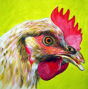 Rooster by Susan Duxter