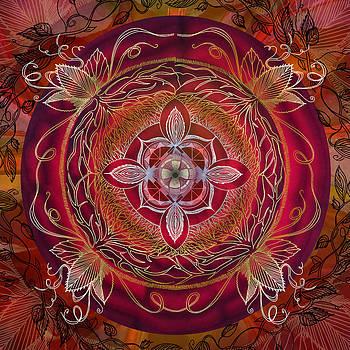 Root Chakra by Brenda Erickson
