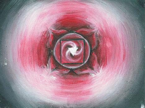 Root Chakra by Jade Clark