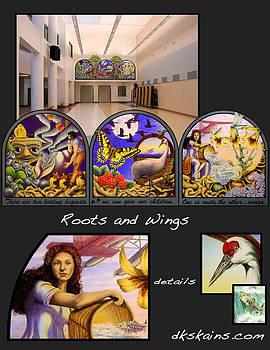 Dorinda K Skains - Roots and Wings