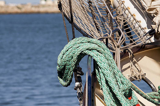 Michelle Wrighton - Ropes and Rigging