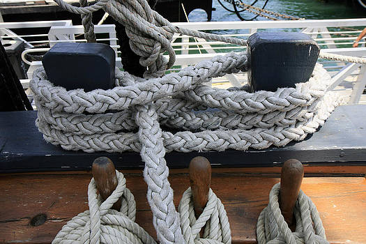 Ropes II by Gladys Turner Scheytt
