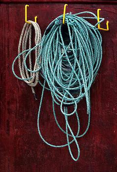 Harold E McCray - Ropes on Hooks