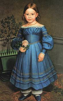 Rosa Heywood by Artist Unknown