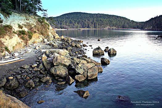 Randall Thomas Stone - Rosario Beach Inlet