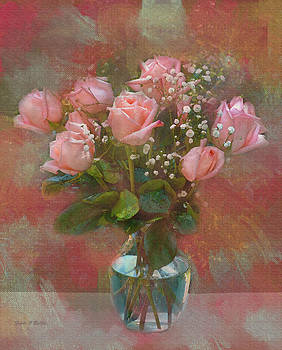 Rose Bouquet by Sandi OReilly