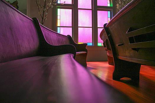 Jeff Mize - Rose Colored Glass 2