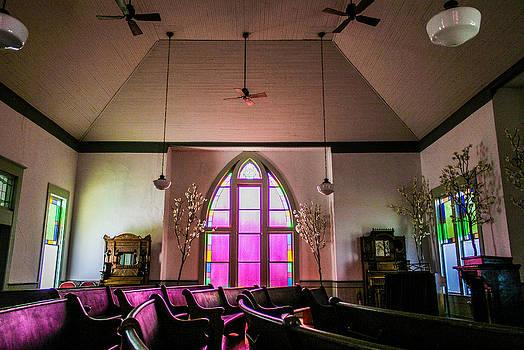 Jeff Mize - Rose Colored Glass