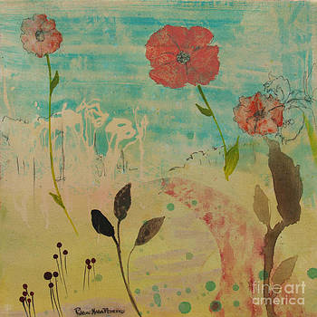Rose Colored Path by Robin Maria Pedrero