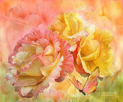 Carol Cavalaris - Rose - Colors Of Spring