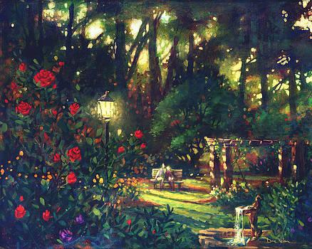 Rose Garden by Dan Nelson