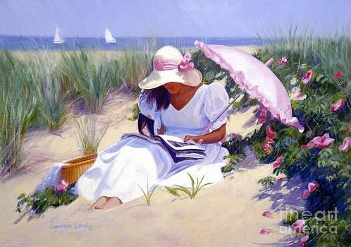 Candace Lovely - Rose Garden Reader