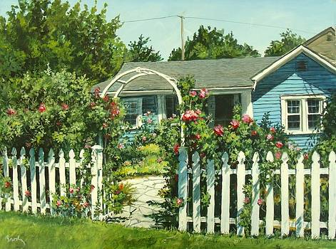 Rose Garden by William Brody
