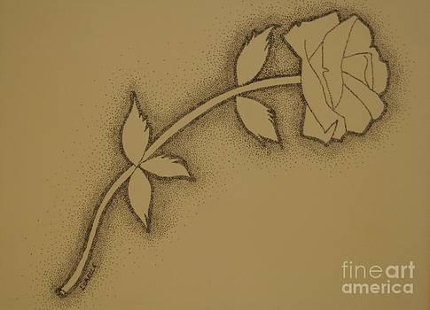 Rose by Lorelle Gromus