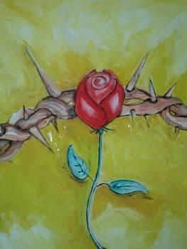 Rose of Thorns by Feyi K Okwudibonye