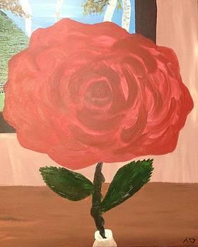 Rose Seven by Toni  Di Nuzzo