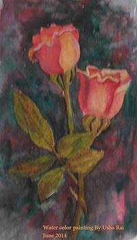 Rose by Usha Rai