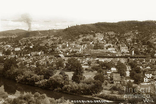 California Views Mr Pat Hathaway Archives - Roseburg Oregon on the South Umpqua River circa 1930
