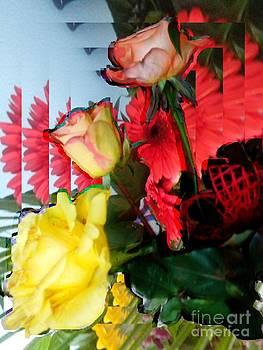 Roses combined by Dana Hermanova