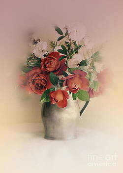 Roses Fiesta by Diana Besser